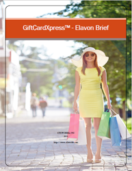 CFXWorks GiftcardXpress gift card payment solution using Elavon brief pdf