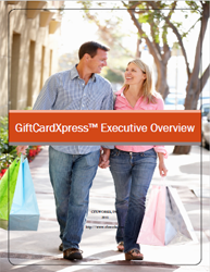 CFXWorks GiftcardXpress gift card payment solution using Elavon executive overview pdf