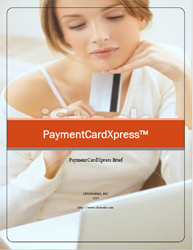 PaymentCardXpress Brief - Elavon Credit Card Processing Payment Solution
